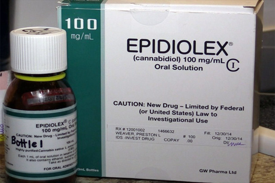 Epidiolex antagonista dell'epilessia verso normalizzazione dalla Food and Drug Administration