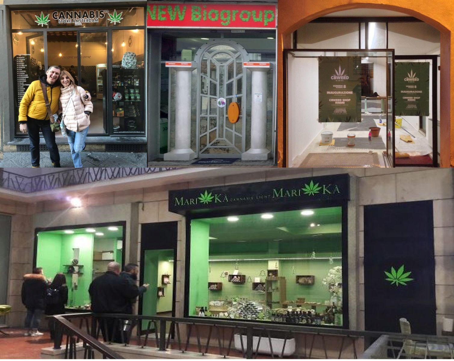 Cannabis light legale negozi lucca vercelli rimini ancona for Negozi arredamento lucca