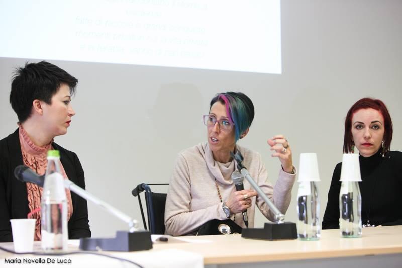 Cannabis terapeutica Maria Assunta Vispi, Elisabetta Biavati e Santa Sarta