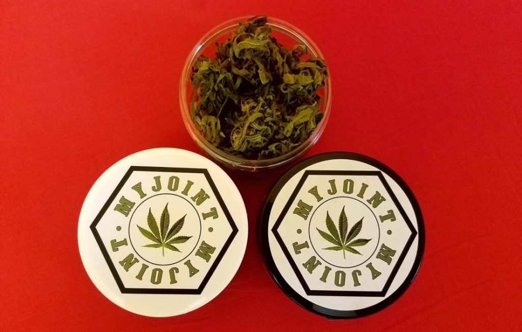my joint cannabis legale tre confezioni