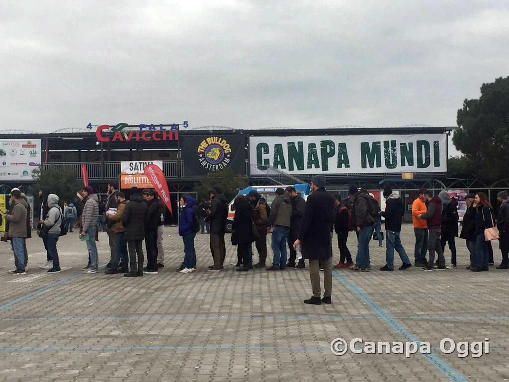 Canapa Mundi 2018