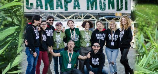 Roma e Canapa Mundi dal 16 al 18 febbraio
