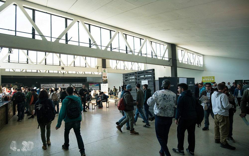 4.20 HEMP FEST 2018 a Milano dal 13 al 15 aprile