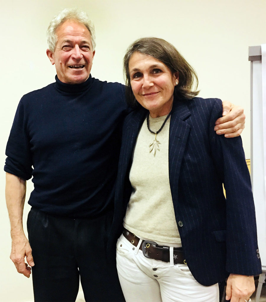 Federcanapa per una cordata sementiera italiana: Beppe Croce e Rachele Invernizzi