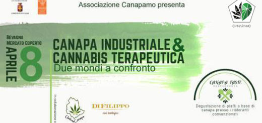 Canapamo presenta Canapa Industriale & Cannabis Terapeutica