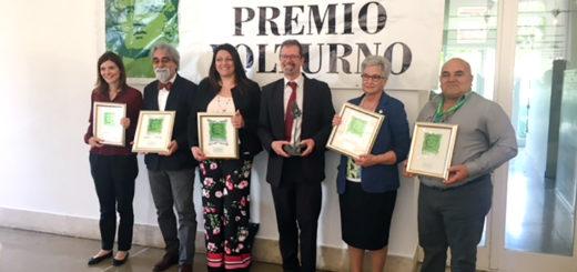 Premio Volturno 2018 alla Cooperativa Canapa Campana