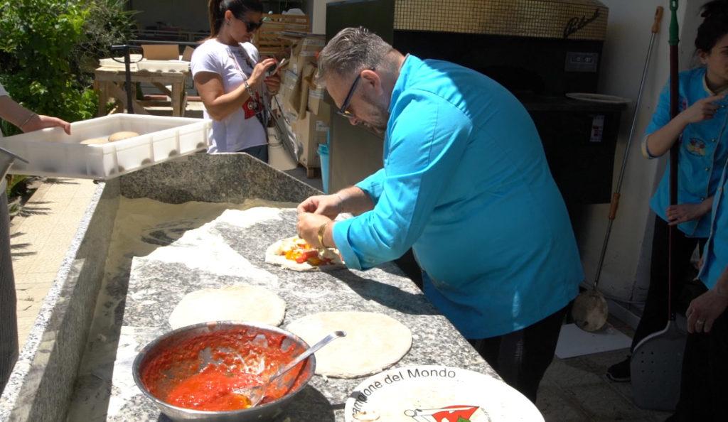 Canapa Campana, al Canapa Day 2018 il Maestro pizzaiolo Vincenzo Varlese