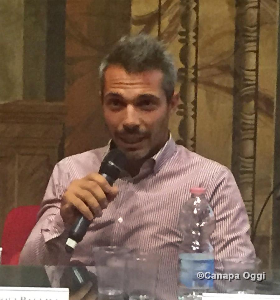 Confagricoltura e Canapa Claudio Previatello imprenditore di Rovigo