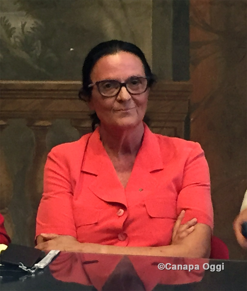 Confagricoltura e Canapa, Diana Theodoli Pallini