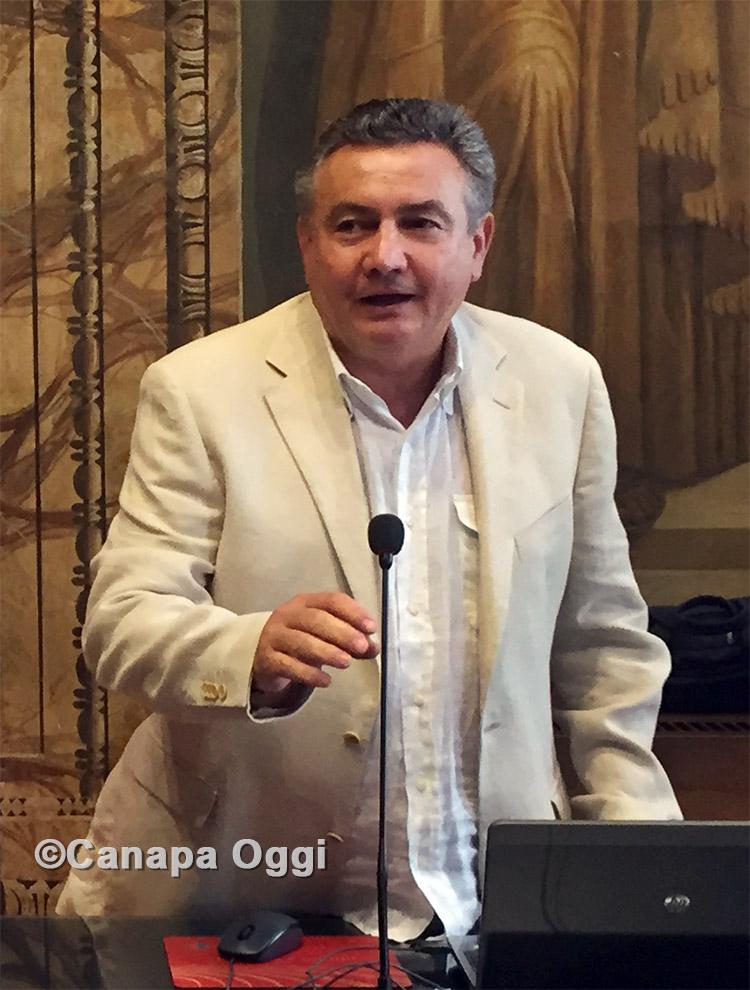 Confagricoltura e Canapa Giampaolo Grassi