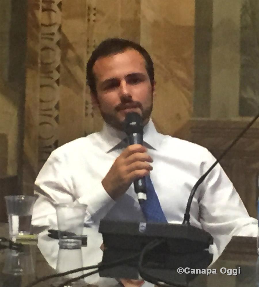 Confagricoltura e Canapa Giovanni Gioia imprenditore Sicilia