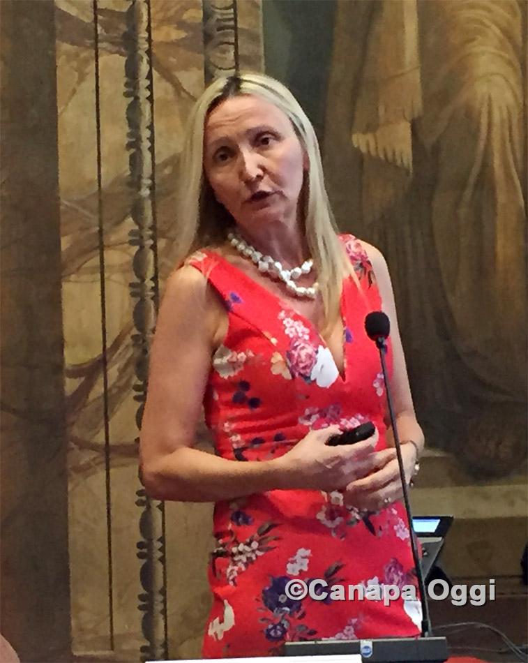 Confagricoltura e Canapa con Ornella Palladino di Salute Sativa