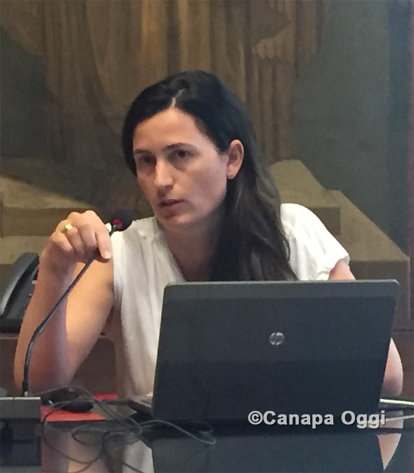 Confagricoltura e Canapa Roberta Papili