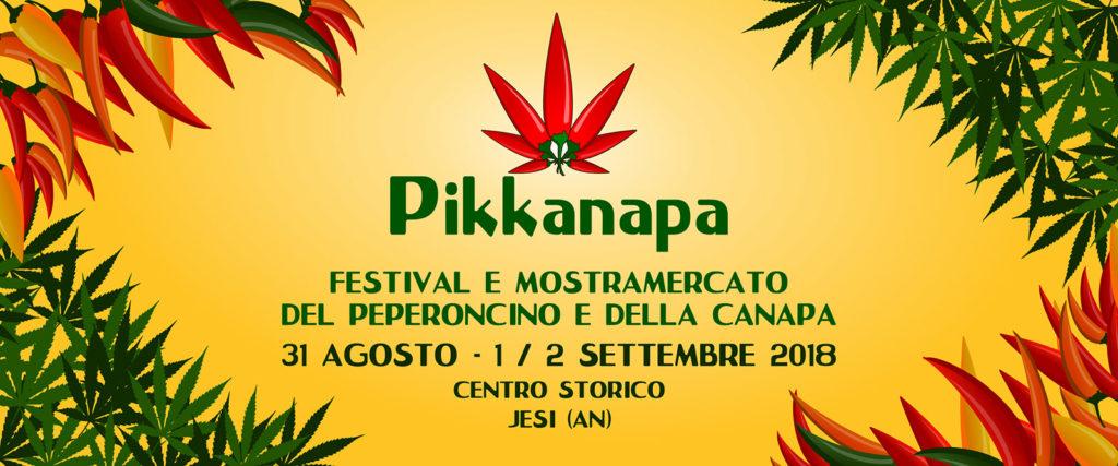 Cinque anni di Pikkanapa il festival che unisce Canapa e Peperoncino
