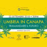 Umbria in Canapa 2018 il 22 settembre