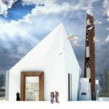 Canapa-calce per la futura chiesa di Marina di Montenero