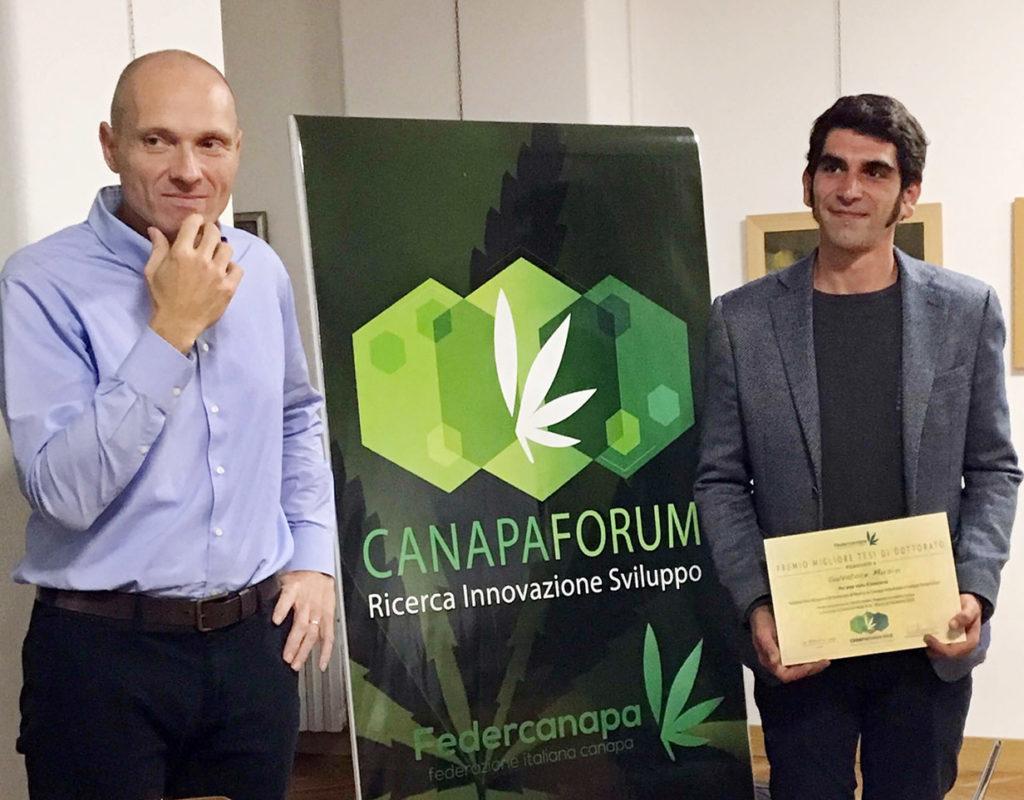 Federcanapa ha premiato tesi di laurea e dottorati di ricerca sulla Canapa