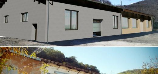 Bioedilizia e Canapa-Calce a Boves: trasformazione dell'edificio