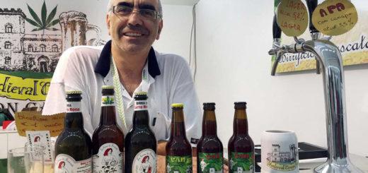 la Birra di Frascati alla Canapa