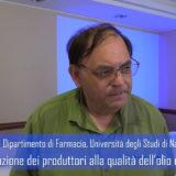 qualità degli oli di semi di canapa, professore Alberto Ritieni