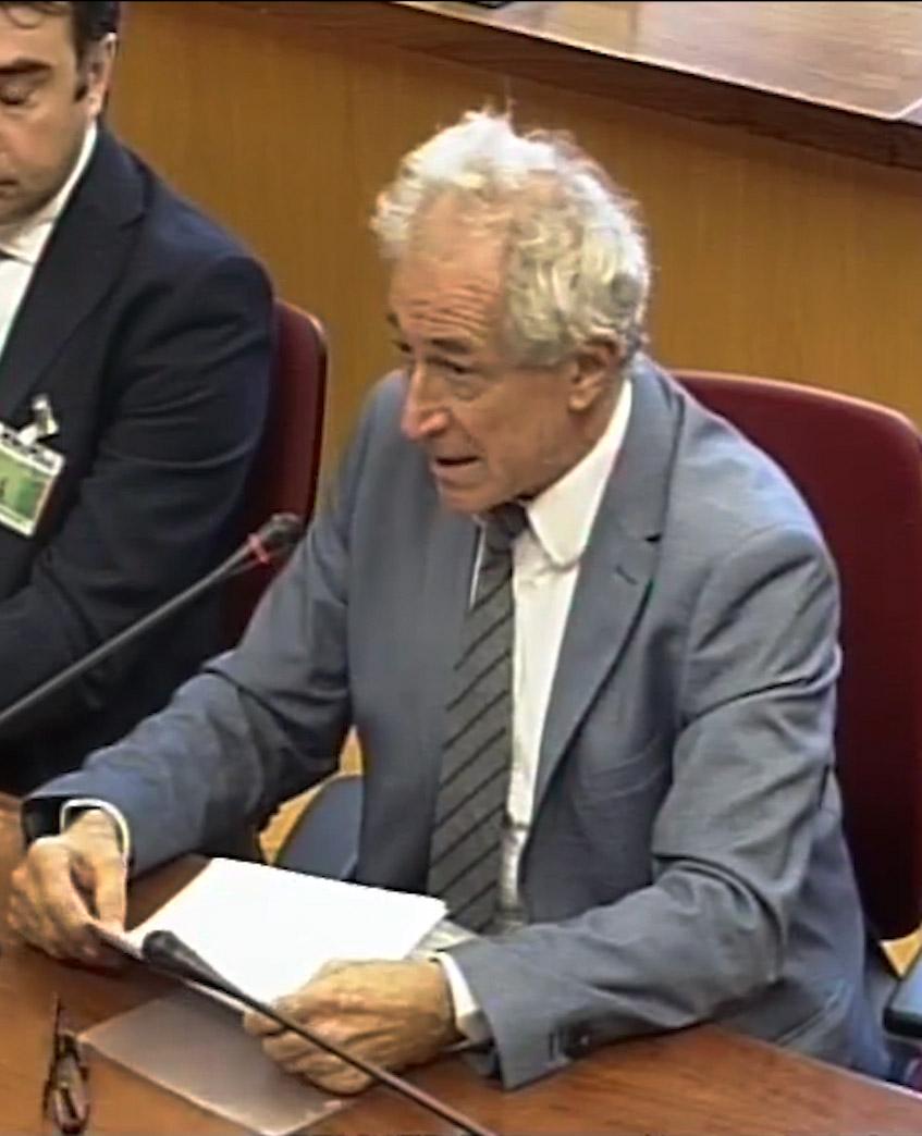 Canapa audizione commissione Agricoltura Camera Beppe Croce