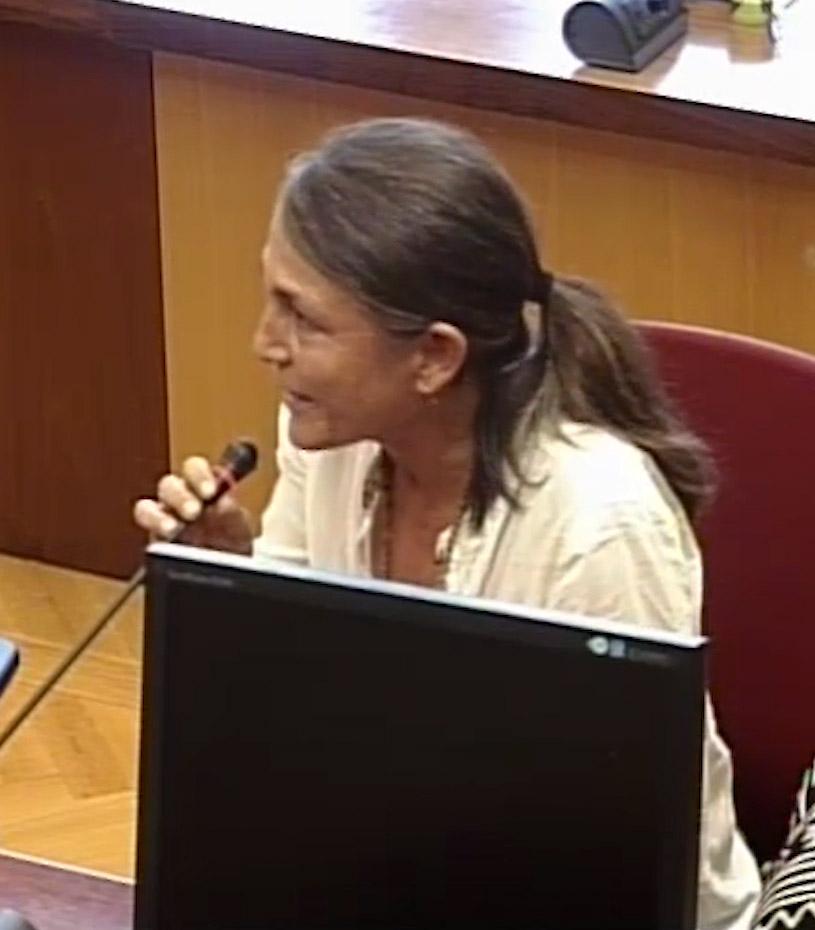 Canapa audizione commissione Agricoltura Rachele Invernizzi