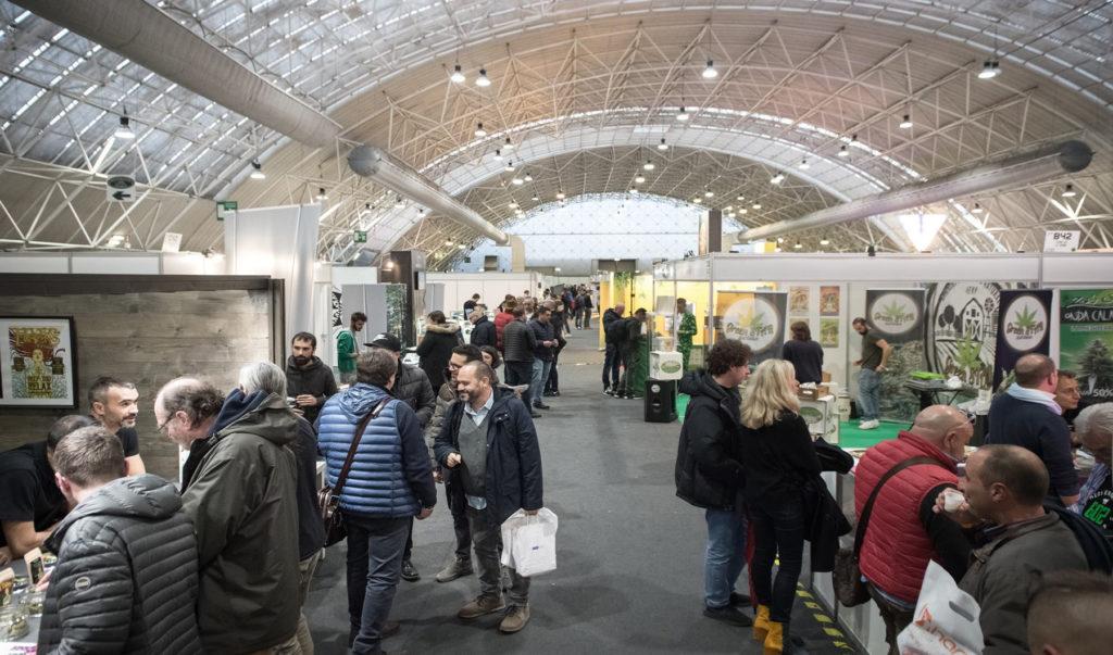 Canapa Expo di Milano 2019