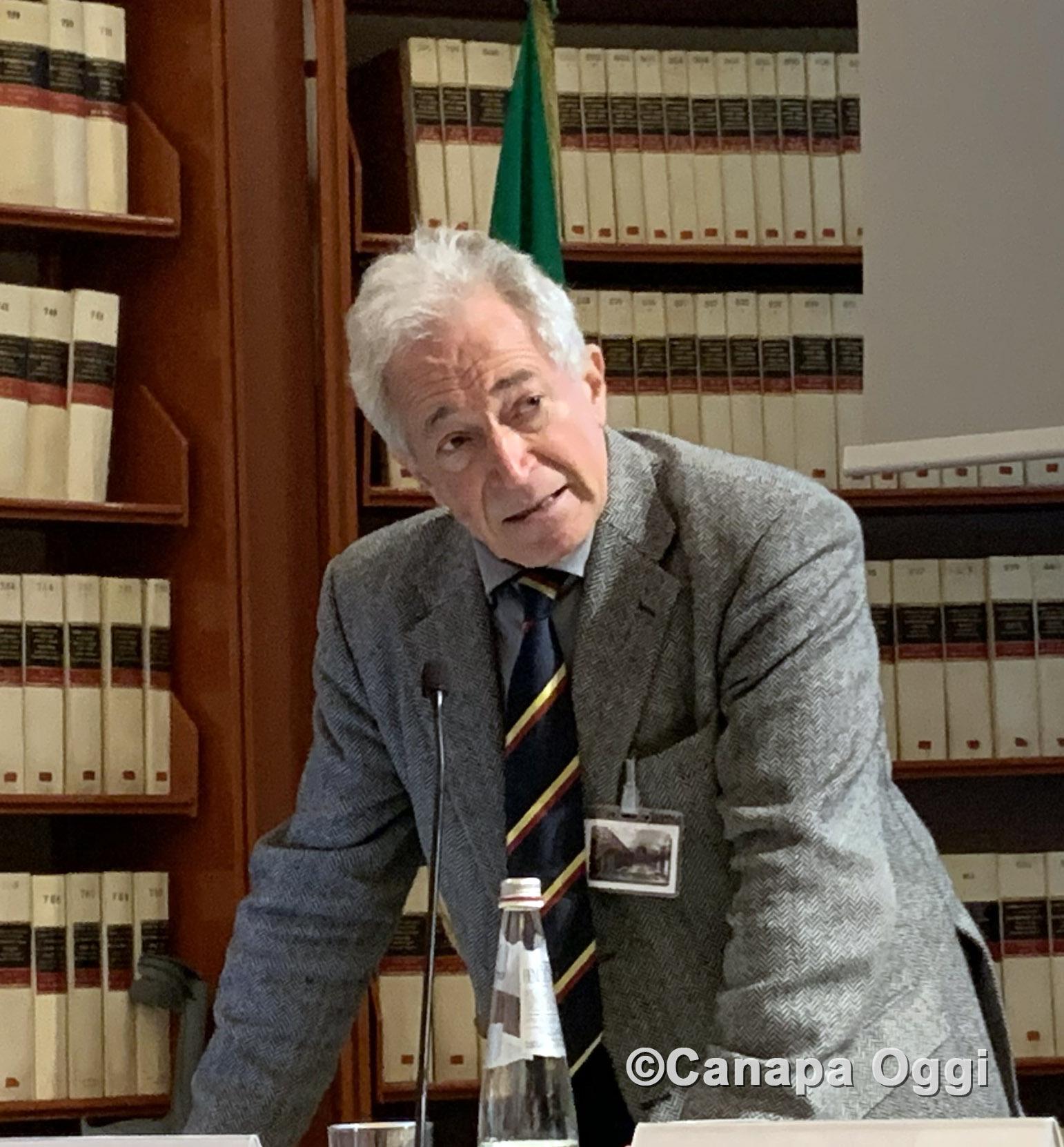 Beppe Croce - Federcanapa e la necessità di cambiare passo