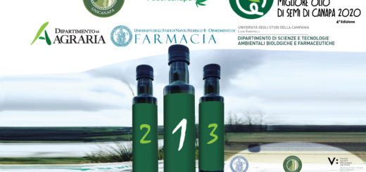 concorso nazionale per i migliori oli di Canapa